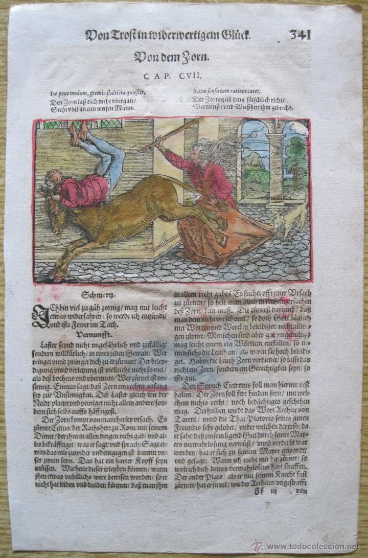 Arte: Fiesta Medieval, 1532. Hans Weiditz - Foto 2 - 46252561