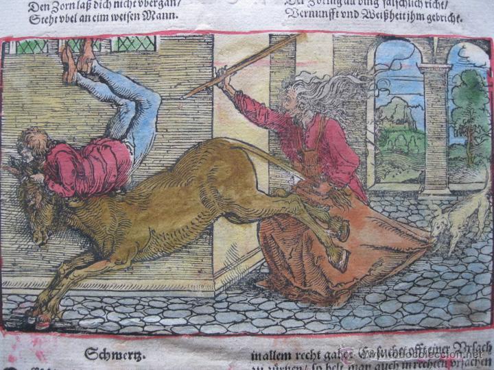 Arte: Fiesta Medieval, 1532. Hans Weiditz - Foto 5 - 46252561
