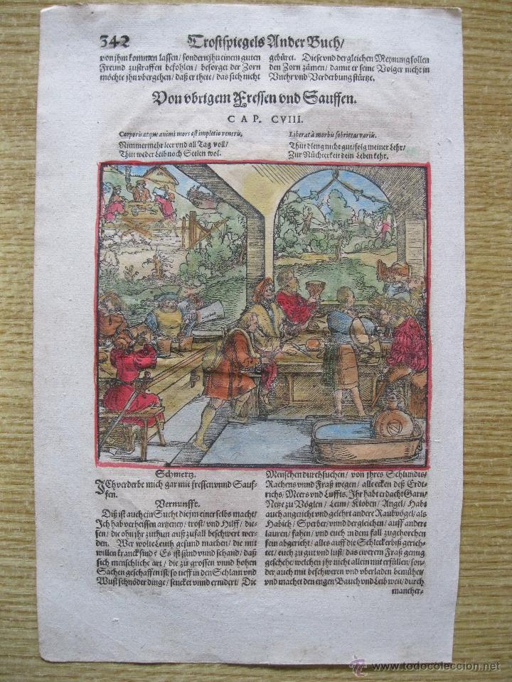 Arte: Fiesta Medieval, 1532. Hans Weiditz - Foto 6 - 46252561