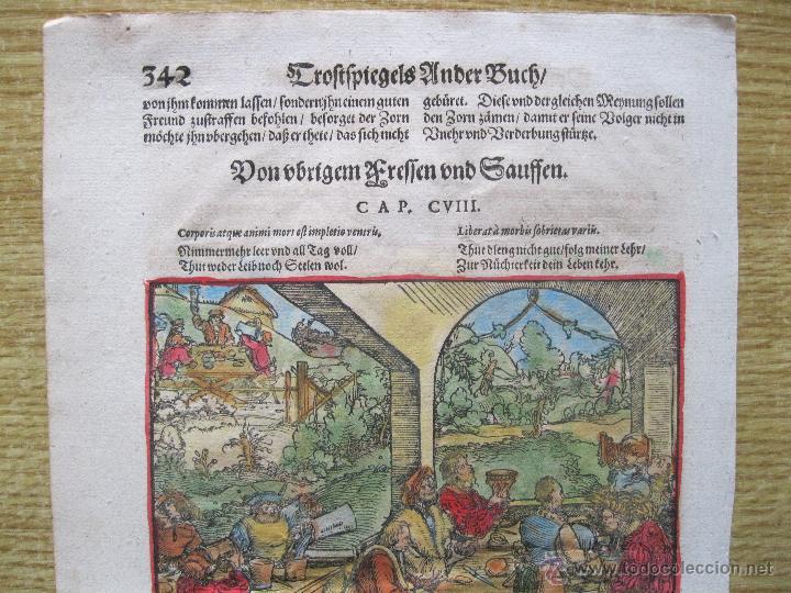Arte: Fiesta Medieval, 1532. Hans Weiditz - Foto 7 - 46252561