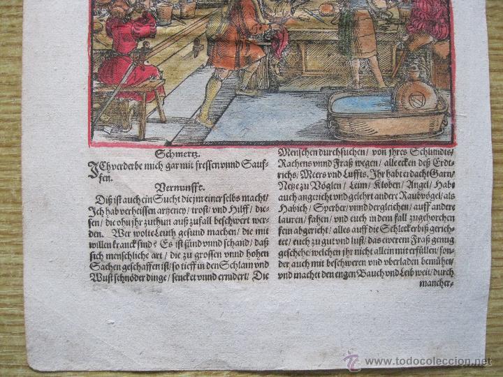 Arte: Fiesta Medieval, 1532. Hans Weiditz - Foto 8 - 46252561