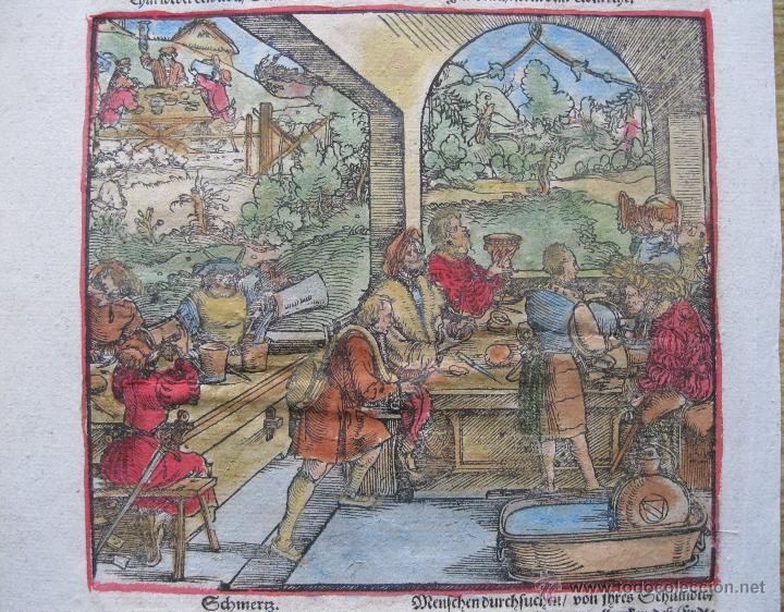 Arte: Fiesta Medieval, 1532. Hans Weiditz - Foto 9 - 46252561