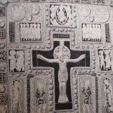 Arte: EVANGELIOS ARZOBISPO ARIBERTO.DUOMO.MILAN AÑO 1879. Lote 50993420