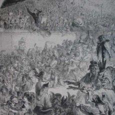 Arte: CARNAVAL . AÑO 1859. Lote 57005225
