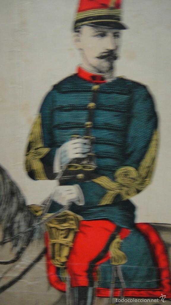 Arte: philippe , comte de paris - publicidad casa glucq , publicidad industrial y propaganda politica - Foto 3 - 58567889