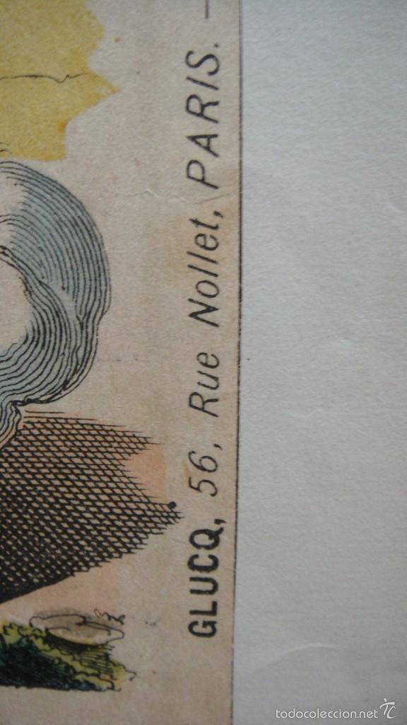 Arte: philippe , comte de paris - publicidad casa glucq , publicidad industrial y propaganda politica - Foto 4 - 58567889