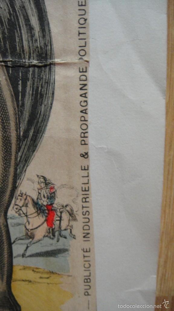 Arte: philippe , comte de paris - publicidad casa glucq , publicidad industrial y propaganda politica - Foto 5 - 58567889