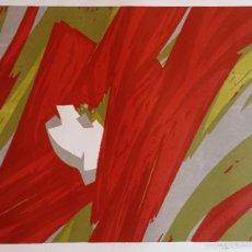 Arte: KARL TSCHIRKY: XILOGRAFÍA FIRMADA Y NUMERADA A LÁPIZ / 1979. Lote 58665180
