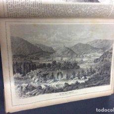 Arte: EL GAZEBO, FAMILIARES PERIÓDICO ILUSTRADO, (UN BUEN NÚMERO DE GRABADOS DE LA ÉPOCA), 1870 PRECIO RAR. Lote 73990491