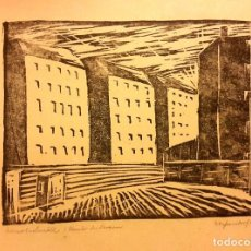 Arte: EXPRESIONISMO - WILHELM DAHRENDORF. Lote 99155463
