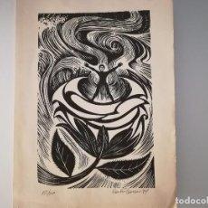 Arte: XILOGRAFÍA DE CASTRO COUSO. Lote 105762515