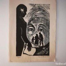 Arte: XILOGRAFÍA DE CASTRO COUSO. Lote 105762719