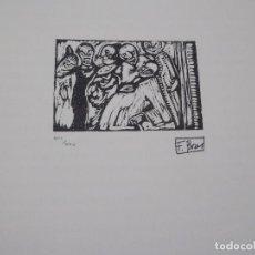 Arte: FRANCISCO BORES. Lote 111527199