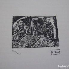 Arte: FRANCISCO BORES. Lote 111527299