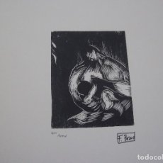 Arte: FRANCISCO BORES. Lote 111527343