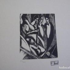 Arte: FRANCISCO BORES. Lote 111527383