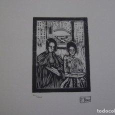 Arte: FRANCISCO BORES. Lote 111527503