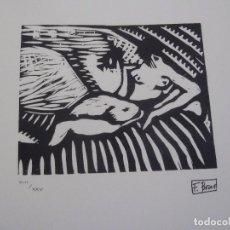 Arte: FRANCISCO BORES. Lote 111527683