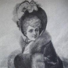 Arte: EVA M BROWN AÑO 1891. Lote 115543967