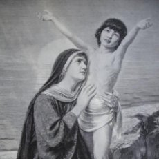 Arte: STELLA MATUTINA JORJE PAPPERITZ AÑO 1891. Lote 115568735