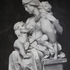 Arte: LA CARIDAD AGAPITO VALLMITJANA AÑO 1891. Lote 115569655