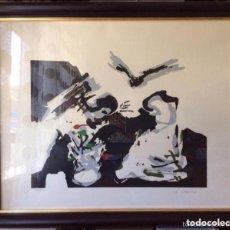 Arte: DE VARGAS ,OBRA GRÁFICA ORIGINAL ,FIRMADA Y NUMERADA . Lote 132692418