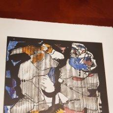 Arte: RAMON POLIT.XILOGRAFIA.. Lote 138112333