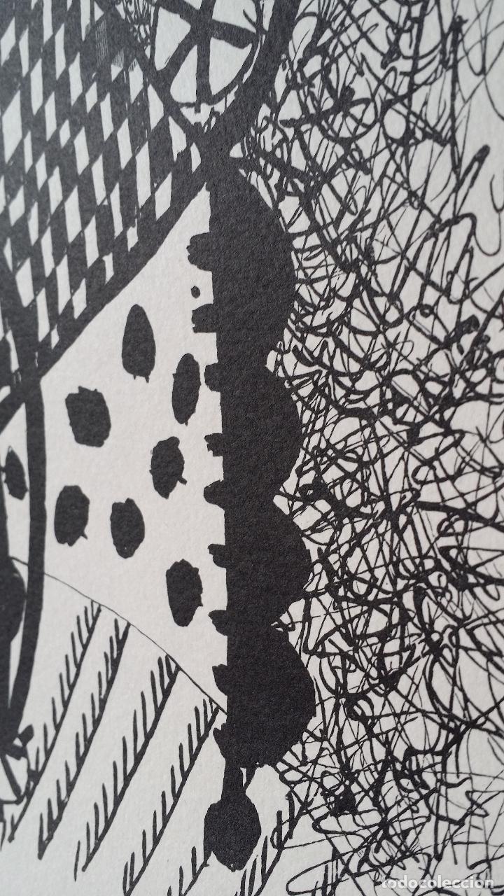 Arte: Pablo PICASSO, Helene chez Archimede, xilografía de 1955, 240 ejemplares - Foto 5 - 140536026