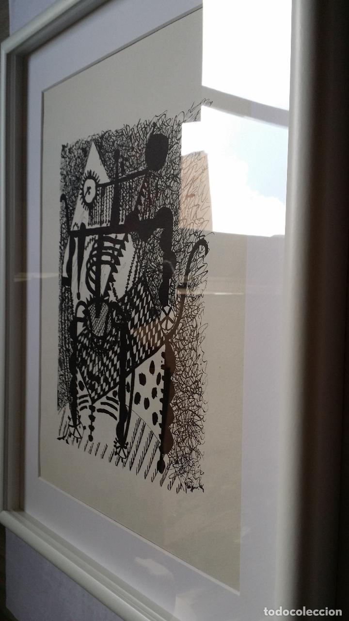 Arte: Pablo PICASSO, Helene chez Archimede, xilografía de 1955, 240 ejemplares - Foto 7 - 140536026