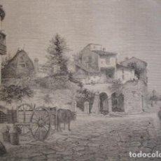 Arte: CAMPODRON ROIG Y BOFILL . AÑO 1880. Lote 147429514