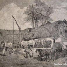 Arte: CHARDA HUNGARA . AÑO 1880. Lote 147429774