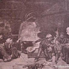Arte: LAS PRIMERAS CALSAS VAYREDA. AÑO 1880. Lote 147430170