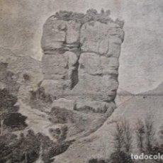 Arte: CUEVA DEL DRACH. AÑO 1880. Lote 147455742