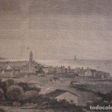 Arte: CALELLA . AÑO 1880. Lote 147461594