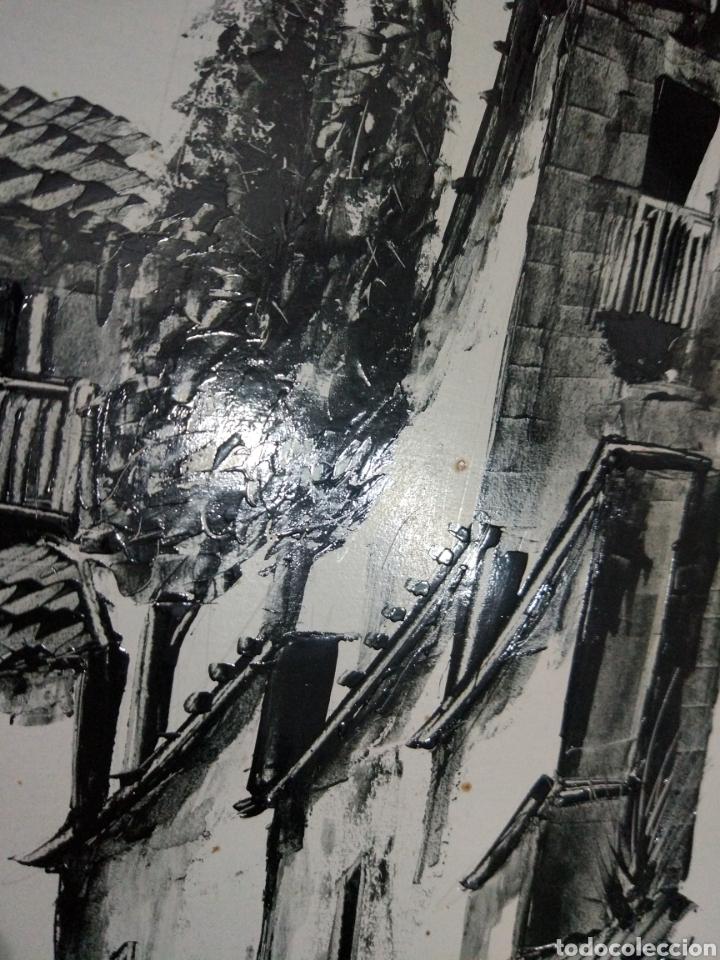 Arte: GRANADA CALLE DEL ALBAICIN FIRMADA ROMERO - Foto 4 - 158606488