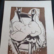 Arte: GERARD MATAS. Lote 159288282
