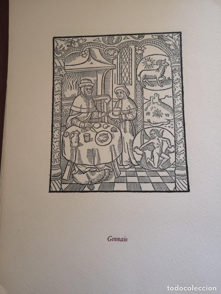 Arte: 12 xilografie trate dal kalendrier des Bergiers - Foto 2 - 164136958