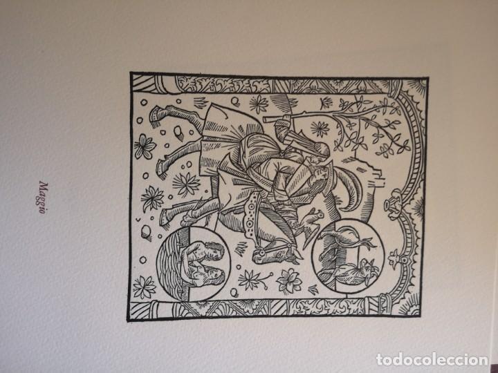 Arte: 12 xilografie trate dal kalendrier des Bergiers - Foto 6 - 164136958