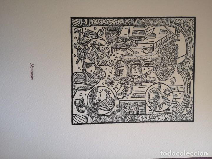 Arte: 12 xilografie trate dal kalendrier des Bergiers - Foto 12 - 164136958