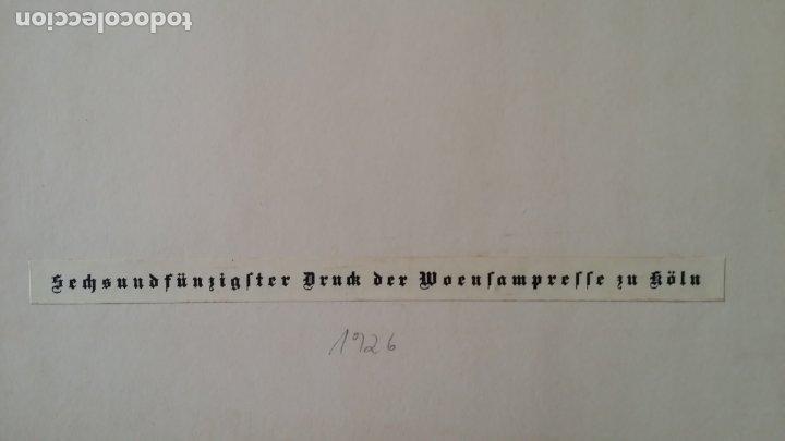 Arte: Willi Geissler La guerra de los campesinos, Portfolio con 6 xilografías , 1926 - Foto 7 - 174461894