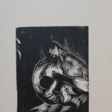 Arte: .FRANCISCO BORES.37.5X49.MANCHA 15X12,,. Lote 181206141