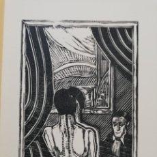 Arte: .FRANCISCO BORES.37.5X49.MANCHA 15X12,,. Lote 181206270