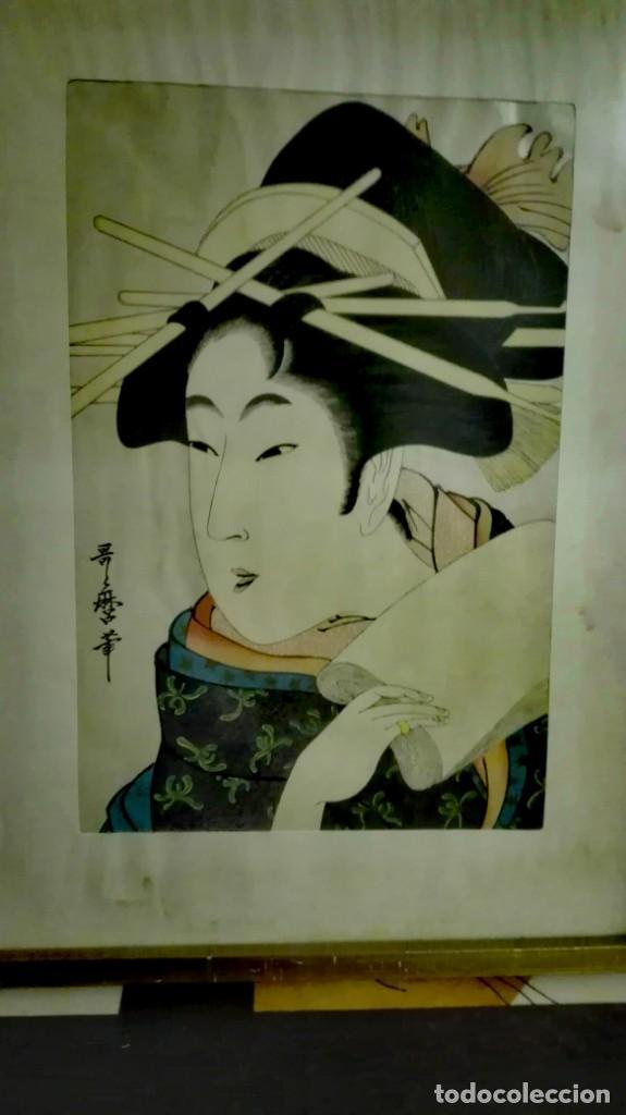 Arte: Ukiyo-e Kitagawa Utamaro - Foto 2 - 201955532