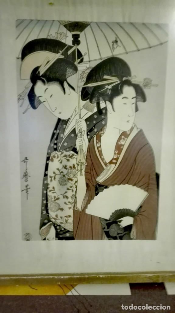 Arte: Ukiyo-e Kitagawa Utamaro - Foto 2 - 184161180