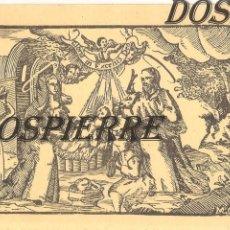 Arte: POSTAL, FELICITACION DE NAVIDAD, PRENSAS Y XILOGRAFÍAS DE MALLORCA(ANTIGUA CASA GUASP) 1960, ESCRITA. Lote 184354511