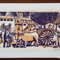 Arte: EL PI DE CENTELLES - LINILEUM - REPRODUCCIÓN. Lote 198636287