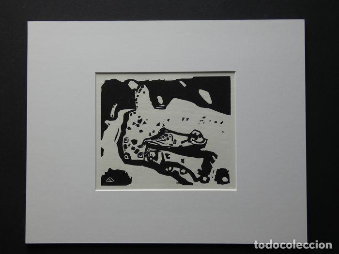 Arte: Xilografia original Wassily Kandinsky (1866-1944) Variations 21 - Foto 3 - 217954375
