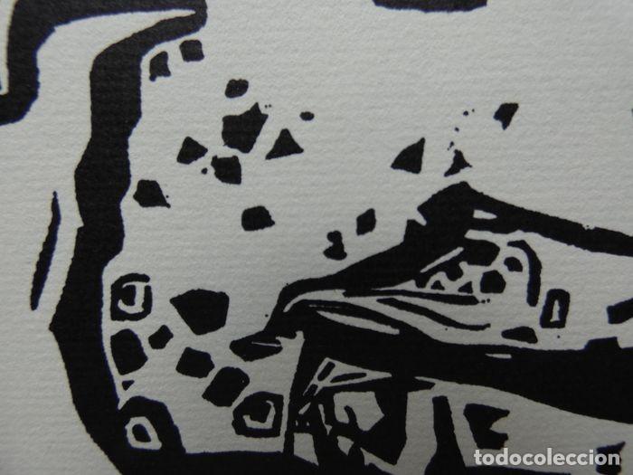 Arte: Xilografia original Wassily Kandinsky (1866-1944) Variations 21 - Foto 4 - 217954375