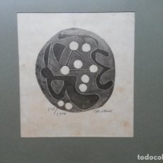 Arte: CUADRO LUIS SEOANE ARTISTA GALLEGO. Lote 251119755