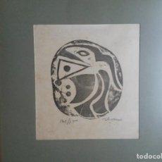 Arte: CUADRO LUIS SEOANE ARTISTA GALLEGO. Lote 251119840